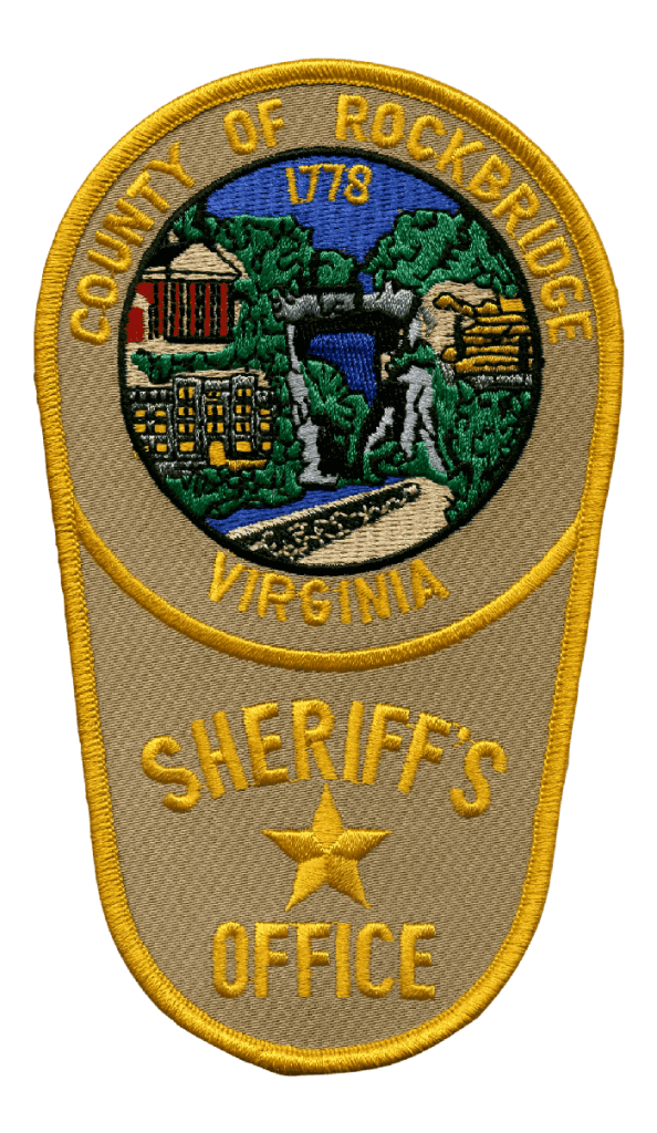 County of Rockbridge, Virginia Sheriff's Office