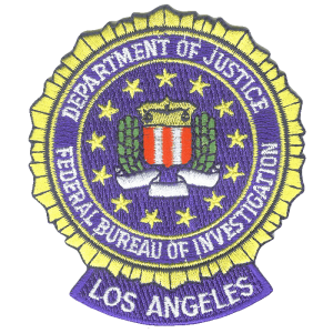 United States Department of Justice - Federal Bureau of Investigation - Los Angeles
