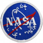 The first NASA emblem! Known as the NASA Meatball.