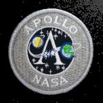 A custom embroidered NASA patch for their Apollo Program!
